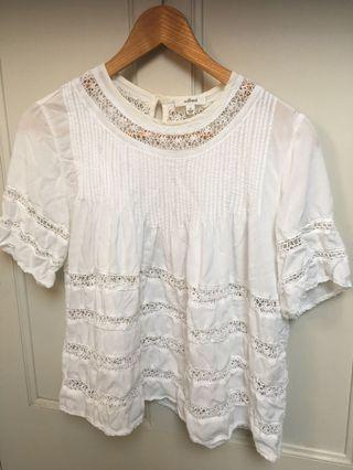 Wilfred Beaudry Blouse