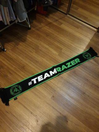 🚚 Team Razer scarf