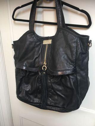Jimmy Choo / H&M collab- leather purse