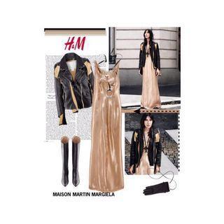 Madison Martin Margiela X HM Limited Edition Dress