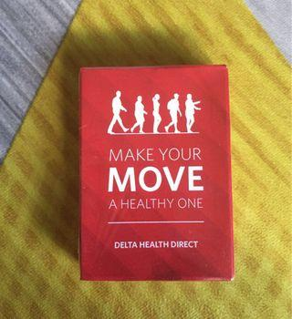 Delta Health Direct Playing Cards