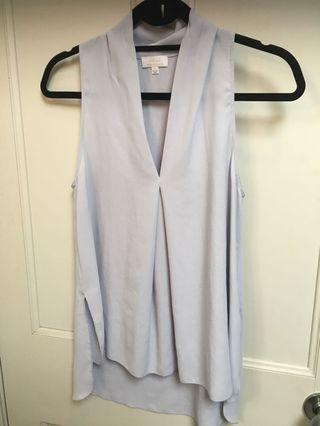 Aritzia- Wilfred Nuit Blouse
