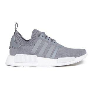 Adidas NMD R1 Grey and White