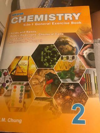Hkdse chemistry general exercise book