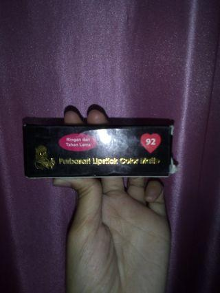 Purbasari Lipstick Color Matte no 92