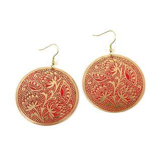 Brand new Fair Trade earrings