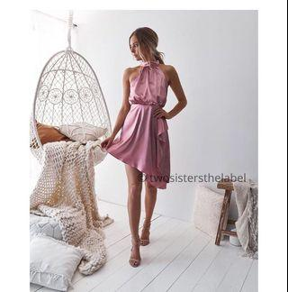 Born to be chic - pink dress size 10