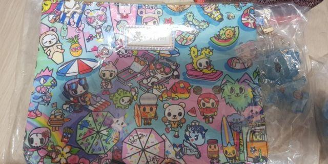 Tokidoki Pool Party
