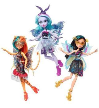 Monster High Garden Ghouls Wing Doll