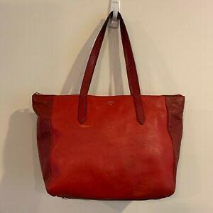 Authentic Fossil Tote Bag