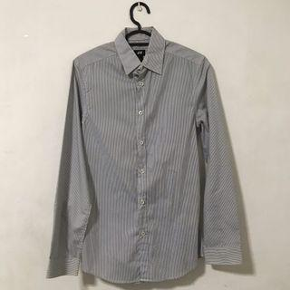 🚚 Pinstripes H&M shirt