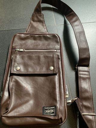 Head Porter freestyle sling shoulder bag
