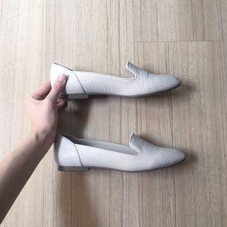 Aldo Kappa Croc Skin Loafers