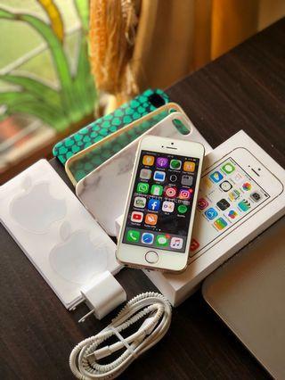iPhone 5s 32gb gold mulus