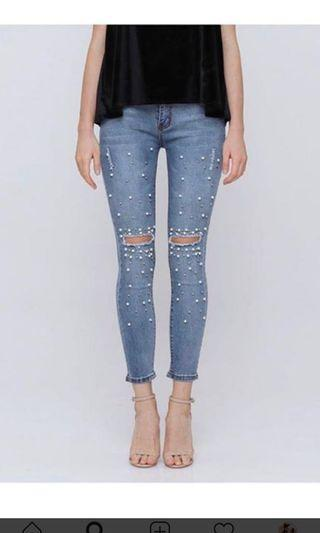 Ripped Jeans Hellolilo