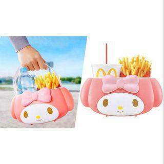Mcdonald's My Melody Food Holder