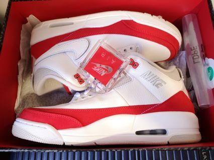 Air Jordan 3 Tinker Red