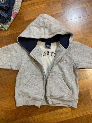 🚚 Baby Gap fleece Jacket unisex 12 months