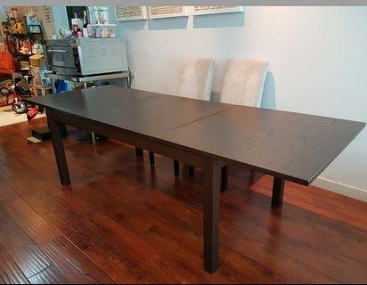 IKEA DInning table BJURSTA