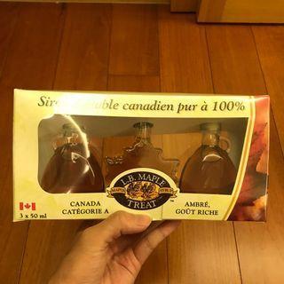 🚚 加拿大楓糖