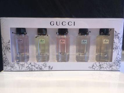 Flora by Gucci The Garden Perfumes
