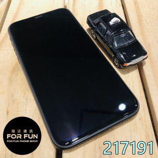 🌈(二手保固內)Apple iPhone XR 64G黑色,只用兩個禮拜!9成5新漂亮,有實體店面提供無壓力無卡分期!