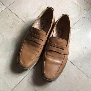 Josef Seibel leather loafers slip-on 德國真皮鞋