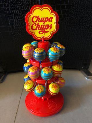 Chupa Chups balancing game