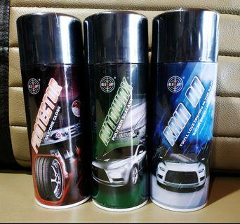 Car Polishing Blujay Autowax Polymer Sealant/Protector/RainOn
