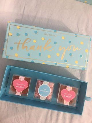 BN Sugarfina Candies (Rose Roses and Pineapple)