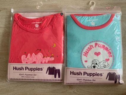 Hush Puppies Girls' Pajamas set (XL)