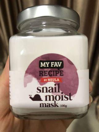 Nail Moist Face and Body Mask