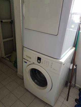 🚚 Washing  Machine n Dryer