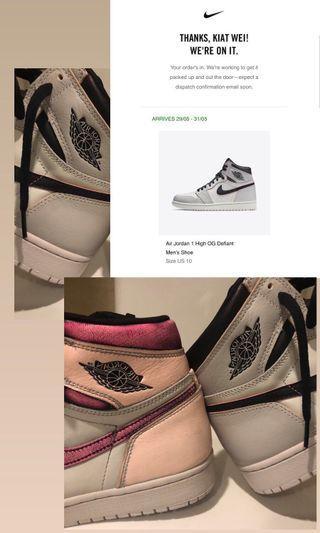 """Nike SB Air Jordan 1 """"Light Bone"""""""