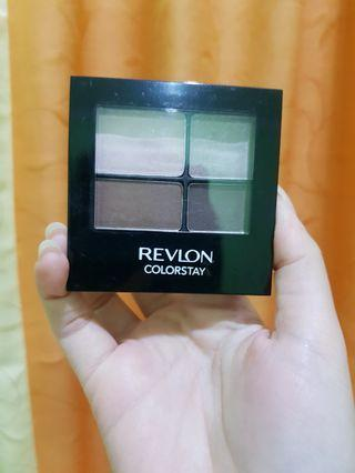 Revlon Eyeshadow dan Mizzu Gradical Eyeshadow
