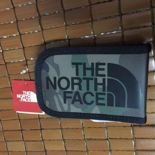 The north face 迷彩小型包