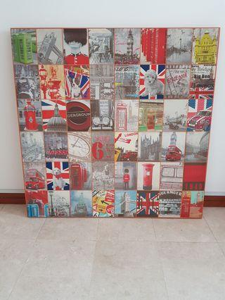 Art Canvas for wall decoration