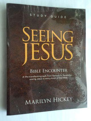 Marilyn Hickey Seeing Jesus Bible Encounter Study Guide