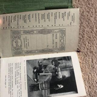 RARE 1910 PHOTOGRAPHIC EXPOSURE RECORD AND DIARY-UNUSED