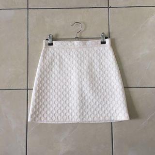 Topshop Aline Mini Skirt
