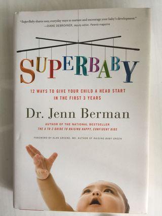 🚚 Superbaby by Dr Jenn Berman