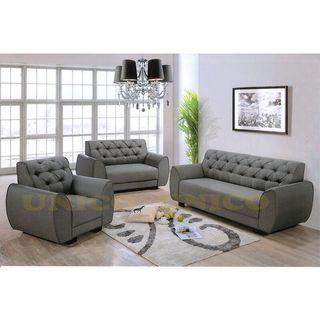 Sofa 1+2+3 (FREE DELIVERY) NO COD