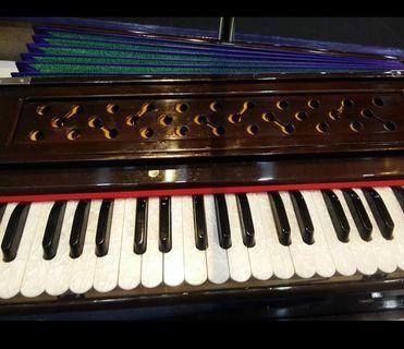 🚚 Double Reed Harmonium