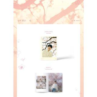 [PREORDER] SANDEUL (B1A4) 2nd Mini Album - WEATHER FINE DAY