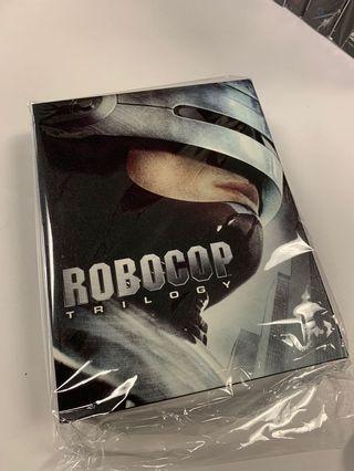 Robocop BD Boxset 1-3 hk version