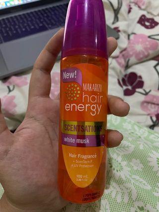 Makarizo Hair Fragrance #mauthr