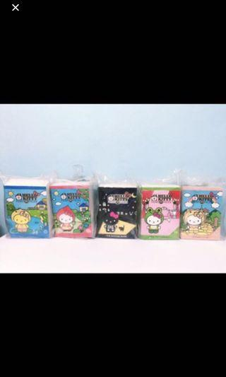 Limited Edition Set Hello Kitty-Fairy of Tales