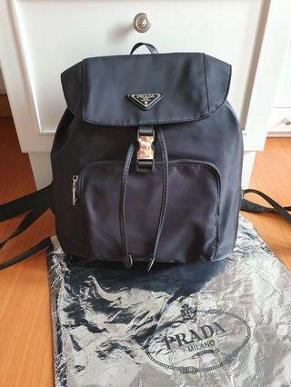Prada Backpack authentic