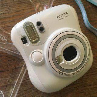 Instax Camera 25 White FujiFilm