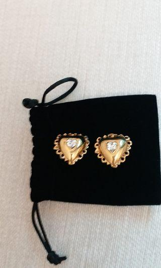 Earrings Chirstian Lacroix